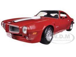 1972 Pontiac Firebird Trans Am | Model Cars