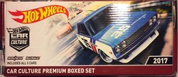 Car Culture Premium Boxed Set | Model Vehicle Sets
