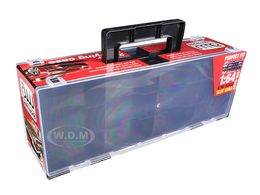 24 Cars Carry Display Case for 1/64 Model Cars  | Display Cases