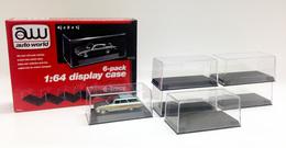 6-Pack 1/64 Scale Display Case | Display Cases