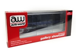 Interlocking 6 Car Display Case | Display Cases