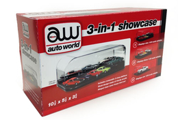 Display Case for 1/64, 1/43, or 1/24 Scale Model Cars | Display Cases