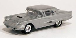 1958 Ford Thunderbird | Model Cars