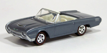1961 Ford Thunderbird | Model Cars