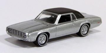 1968 Ford Thunderbird | Model Cars
