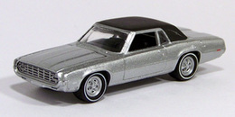 1968 Ford Thunderbird | Model Cars