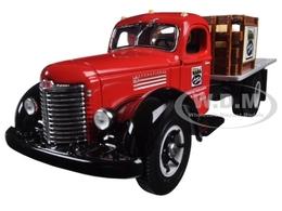 International kb 8 stake truck with tarp load model trucks 1e2932c3 c88d 4045 9d8f b824f34b04b3 medium