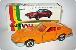 Nissan Fairlady 240ZG  | Model Cars