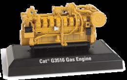 G3516 Gas Engine | Model Internal Combustion Engines