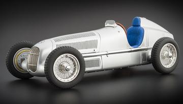 1934 Mercedes Benz W25 | Model Cars