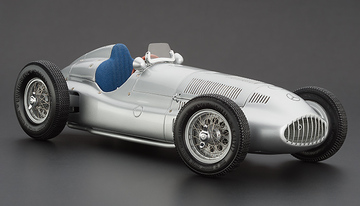 1939 Mercedes Benz W165 | Model Cars