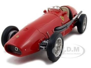 1953 Ferrari 500 F2   Model Cars