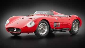 1956 Maserati 300S Sports Car | Model Cars