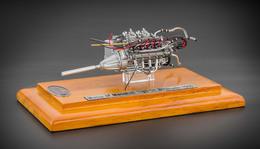 Maserati Birdcage Tipo 61 Engine | Model Internal Combustion Engines