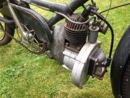 Cyc Auto | Engines | The Wallington Butt designed Cyc Auto engine.