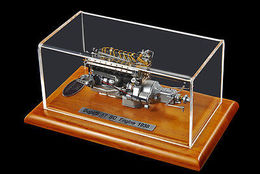 1939 Bugatti 57 SC Corsica Engine | Model Internal Combustion Engines