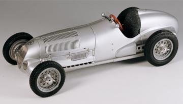 1937 Mercedes Benz W125   Model Cars