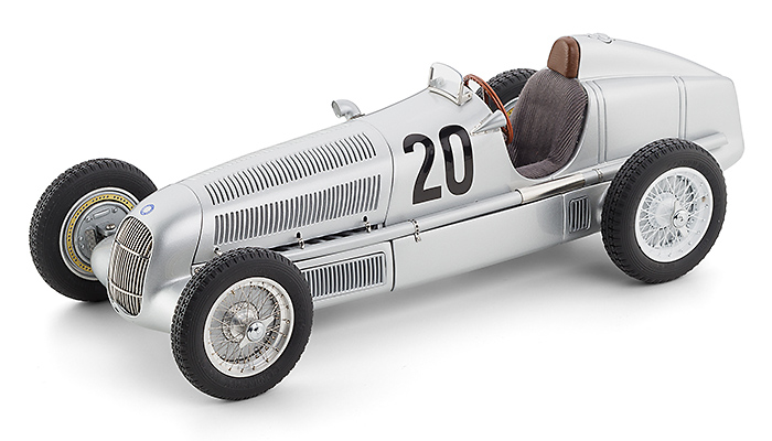 1934 Mercedes Benz W25 Model Racing Cars 3e92cdca 044a 4e0d 887b 20bb088af204 - Como escolher cores na Arquitetura: Prata