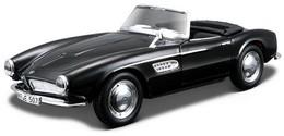 BMW 507 | Model Cars | BMW 507 (1957) Black