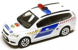 Ford Focus Combi (Hungarian Police) | Model Trucks | Ford Focus Combi (Hungarian Police)