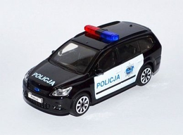 Ford Focus Combi (Polish Police) | Model Trucks | Ford Focus Combi (Polish Police)