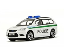 Ford Focus Combi (Czech Police) | Model Trucks | Ford Focus Combi (Czech Police)
