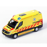 VW Crafter (Hungarian Ambulance) | Model Trucks | VW Crafter (Hungarian Ambulance)