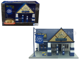 Ford 1940 Classic Service Station | Dioramas