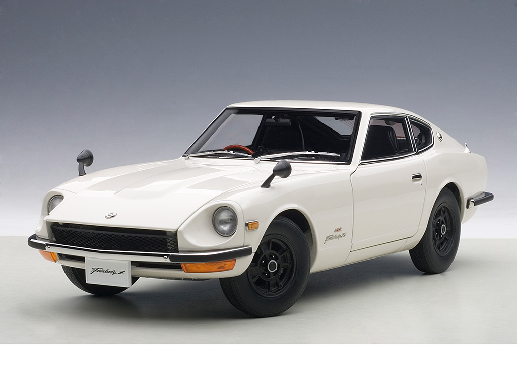 1969 Nissan Fairlady Z432 Model Cars Hobbydb