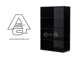 Acrylic Display Show Case Tinted | Display Cases