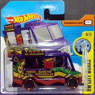 Quick Bite   Model Trucks   International short card