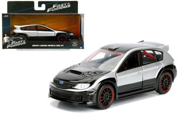 Brian's 2009 Subaru Impreza WRX STi | Model Cars