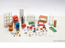 Garage Kit Set | Dioramas