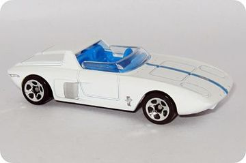 '62 Ford Mustang Concept | Model Cars