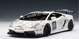 2009 lamborghini gallardo lp560 4 super trofeo model racing cars 115a6722 a02d 497c 8e4f 98d9a1d2912a medium