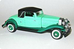 Cadillac 31 Roadster   Model Cars