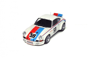 PORSCHE 911 934 RSR Carrera Brumos Mid Ohio 1975 #59 Peter Gregg Spark 1:43