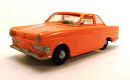 BMW 700 Coupe   Model Cars