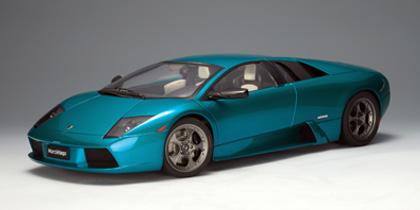 Lamborghini Murcielago 40th Anniversary Model Cars Hobbydb