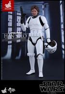 Han Solo (Stormtrooper Disguise) | Action Figures