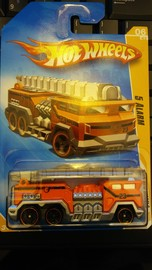 5 Alarm | Model Trucks | 09 HW 5 ALARM ORANGE  SMALL WHEEL 01