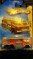 5 Alarm | Model Trucks | 09 HW 5 ALARM ORANGE  SMALL WHEEL 01