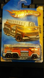 5 Alarm | Model Trucks | 09 HW 5 ALARM ORANGE SMALL WHEEL 02