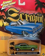 1970 Chevy Monte Carlo  | Model Cars