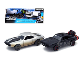 """1970 Dodge Charger R/T Off Road and Roman's Chevrolet Camaro Z/28 """"Fast & Furious 7 