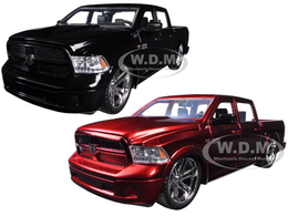 2014 Dodge Ram 1500 Pickup Truck Custom Set | Model Vehicle Sets