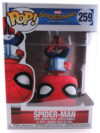 Spider-Man - Homecoming (Upside Down) | Vinyl Art Toys | Spider-Man Homecoming (Upside Down) Front