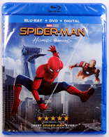 Spider-Man: Homecoming | Audiovisual Recordings (VHS, DVD, Film Reels, etc.) | Spider-Man: Homecoming (Front)