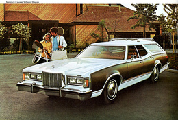 Mercury Cougar Villager Wagon | Cars