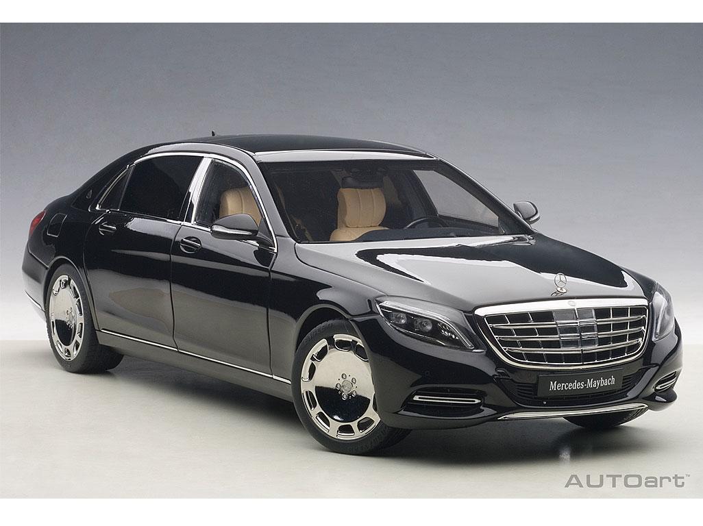 mercedes maybach s klasse s600 model cars hobbydb. Black Bedroom Furniture Sets. Home Design Ideas
